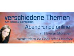 """Webinar: Abendrunde + Thema """"Scamming - Betrug mit vorgetäuschter Liebe"""""""