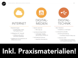 Webinar: Technologische Ressourcen der Digitalen Bildung