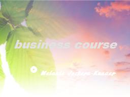 Webinar: 8-teiliger Erfolgskurs für Privat- und Geschäftskunden