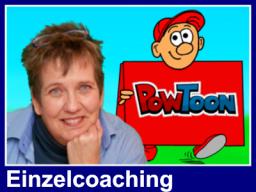 Webinar: Powtoon (Einzelcoaching)