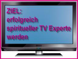 Webinar: Ziel: spirit. TV Experte werden? TEIL 2