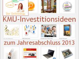 Webinar: Investitionsideen für KMUs zum Jahresabschluss