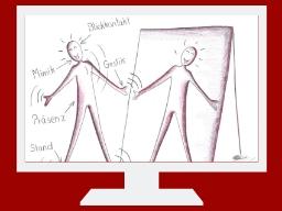 Webinar: Körpersprache - souverän und selbstbewusst wirken
