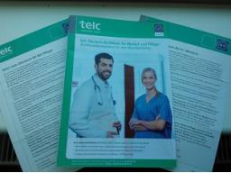 Webinar: Deutschtest für Medizin / Pflege