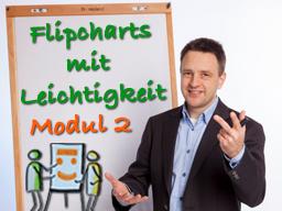 Webinar: Flipcharts mit Leichtigkeit - Modul 2