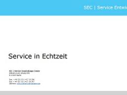 Webinar: Service in Echtzeit