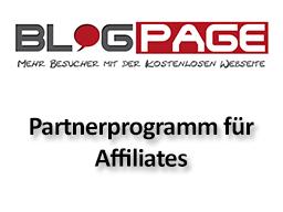 Webinar: Blogpage Affiliate-Info Webinar