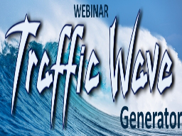 Webinar: Der Traffic-Wave-Generator!