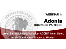 Webinar: JOBSA GERMANY ADONIA NETWORK TEAM