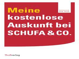 Webinar: Schufa & Co. - meine kostenlose Auskunft
