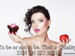 Webinar: Workshop: Die Neue DIN EN ISO 9001:2015 (MIT Zertifikat)