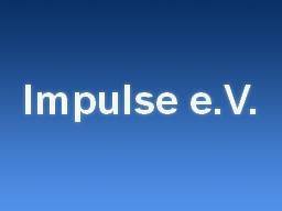 Webinar: Impulse e.V. Infoveranstaltung