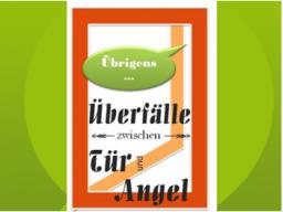 """Zeitfalle """"zwischen Tür und Angel"""""""