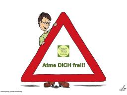 """Webinar: Theorie und Praxis: Pong Yoop """"Atme DICH frei"""""""