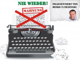 Webinar: Nie wieder Mahnungen schreiben!