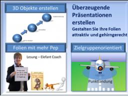Webinar: Online Reihe: Ueberzeugende Präsentationen erstellen mit PowerPoint