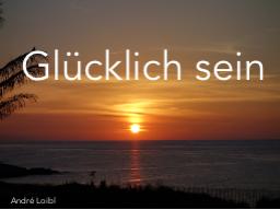 Webinar: Glücklich sein