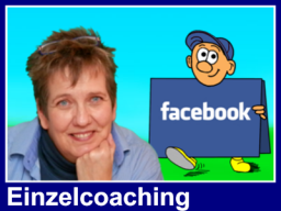 Webinar: Facebook (Einzelcoaching)