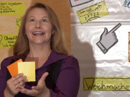 Webinar: stressfrei Präsentieren, Moderieren - Ideen die haften bleiben
