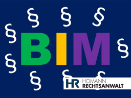 Webinar: Rechtliche Herausforderungen der BIM-Planungsmethode