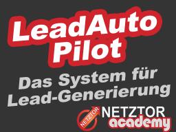 Webinar: ➤ LeadAutoPilot | シ Das System für Lead-Generierung | Neueste Fakten + Erkenntnisse sowie Umgang mit unserem System