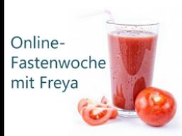 Webinar: Online-Fastenwoche mit Freya - kostenloser Infoabend