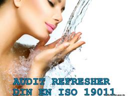 Webinar: Auditoren Refresher DIN EN ISO 19011 (mit Zertifikat)