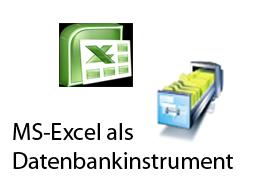 Webinar: MS-Excel als Datenbankinstrument (Vollzeit)