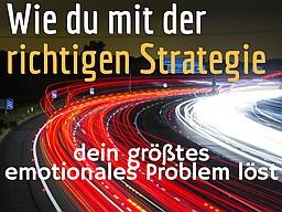 Webinar: Wie du mit der richtigen Strategie dein größtes emotionales Problem löst