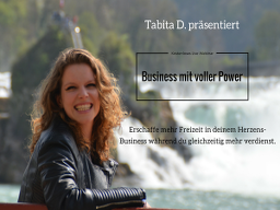 Webinar: Business mit voller Power