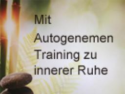 Webinar: Autogenes Training - Entspannung für den Alltag