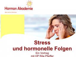 Webinar: Stress und hormonelle Folgen