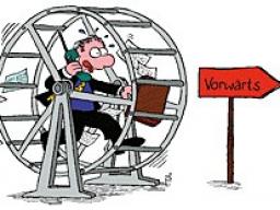Change your Life - Ausstieg aus dem Hamsterrad