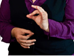 Webinar: Wohin mit den Händen?