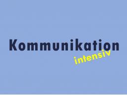 Webinar: Kommunikation im Team: Intensiv-Kurs exklusiv für einen Teilnehmer