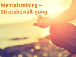 Webinar: Mentaltraining - Stressbewältigung