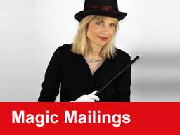 Webinar: Magic Mailings - ein Mailing-Profi öffnet seinen Zauberkasten