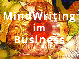 Webinar: Klarheit im Business mit MindWriting