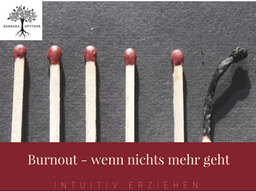 Webinar: Burnout - wenn nichts mehr geht