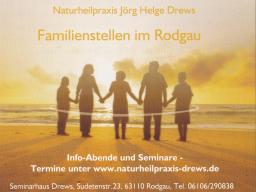 Webinar: Klopftechnik nach Drews, EFT und Familienstellen