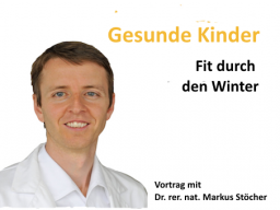 Webinar: Gesunde Kinder - Fit durch den Winter