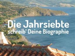 Webinar: Die Jahrsiebte - schreib' Deine Biographie