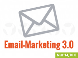 Webinar: Ihr Email Marketing 3.0