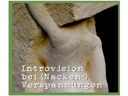 Webinar: Introvision bei Nackenverspannung