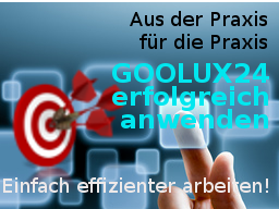 Webinar: GOOLUX24 in der Praxis