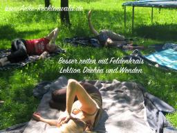 """Webinar: Feldenkrais """"Drehen und Wenden"""""""
