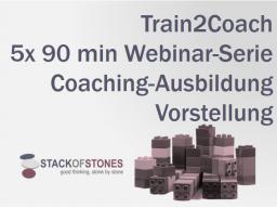Webinar: Train2Coach-Vorstellung Coachingausbildung