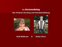Webinar: Herzensdialog - Testspiel :-)