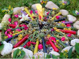 Webinar: NATURFESTE und NATURSPIRITUALITÄT - Die Kraft der acht keltischen Jahreskreisfeste
