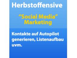 Webinar: Social Media Herbstoffensive
